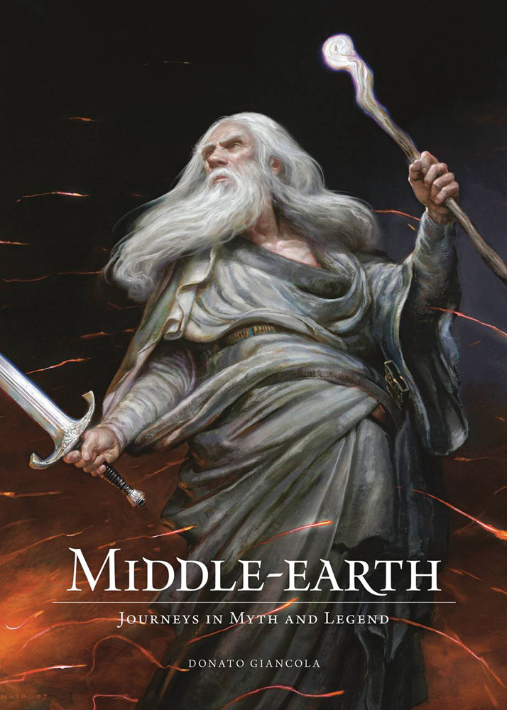 Image: Middle-Earth: Journeys in Myth and Legend HC  - Dark Horse Comics