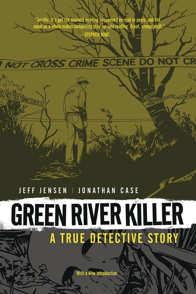 Image: Green River Killer: True Detective Story HC  (2nd edition) - Dark Horse Comics