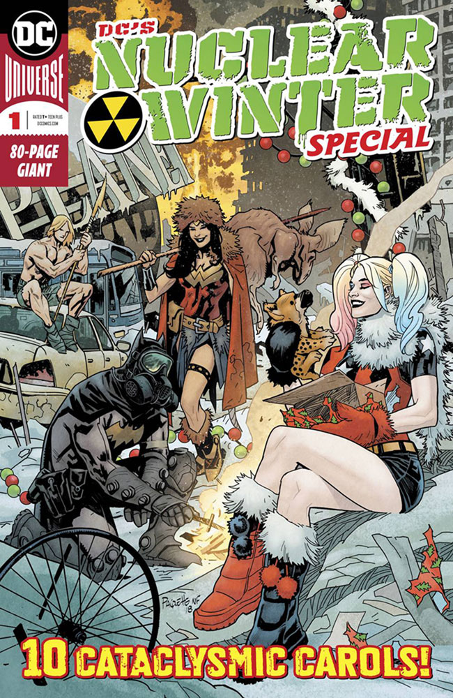 DC Comics Nuclear Winter Special #1
