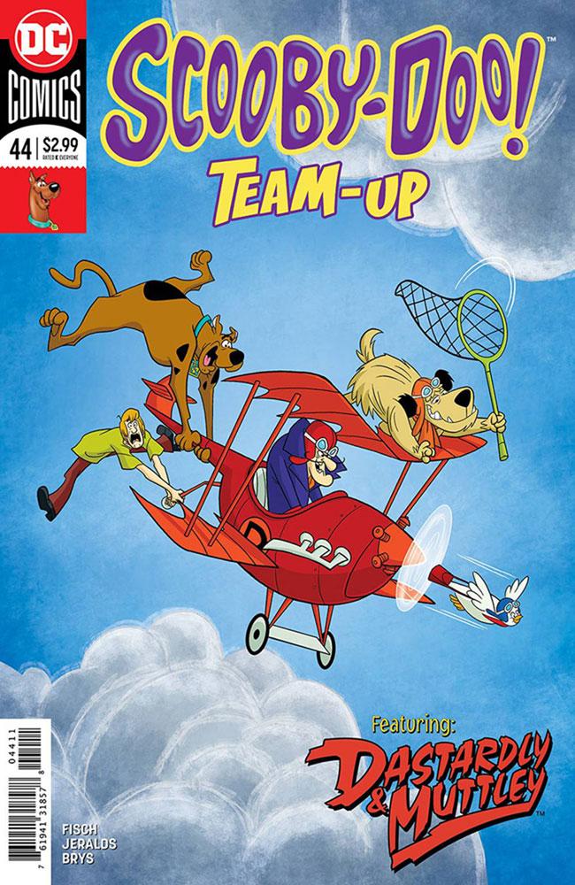 Scooby-Doo Team-Up #44