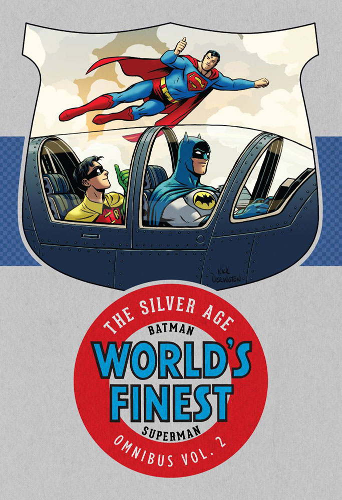 Image: Batman & Superman in World's Finest: The Silver Age Omnibus 2 HC  - DC Comics