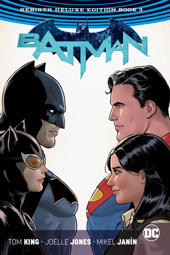 Batman: Rebirth Deluxe Edition Book 3