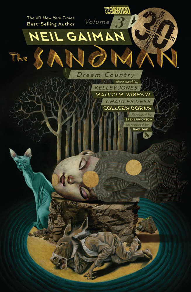 Image: Sandman Vol. 03: Dream Country 30th Anniversary Edition SC  - DC Comics - Vertigo