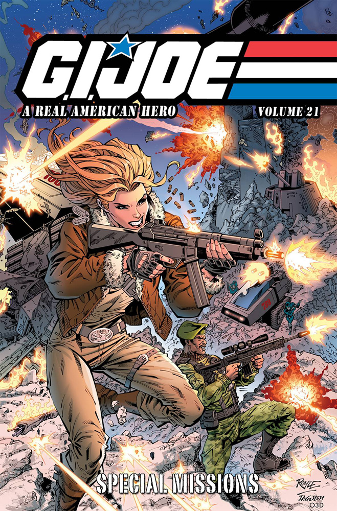 Image: G.I. Joe: A Real American Hero Vol. 21 SC  - IDW Publishing