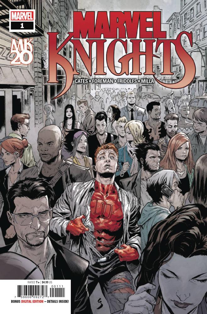 Marvel Knights 20th #1
