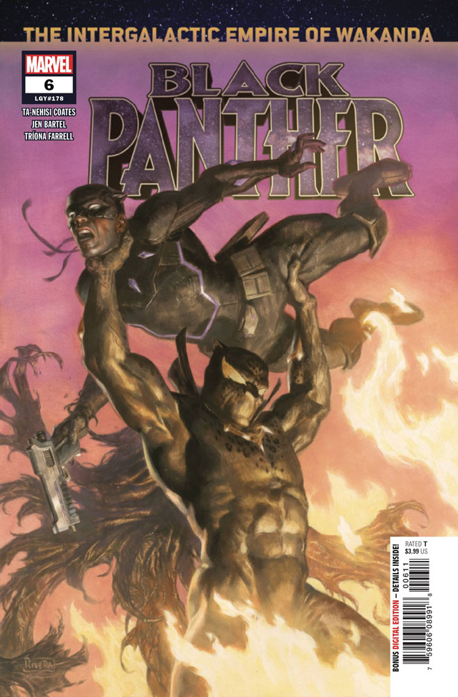 Image: Black Panther #6  [2018] - Marvel Comics
