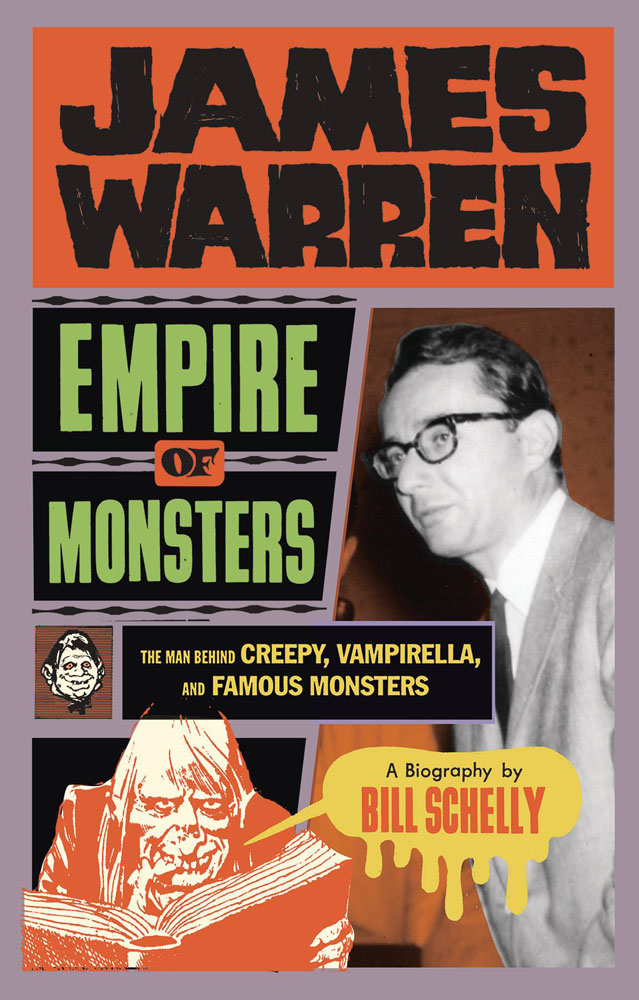 James Warren: Empire of Monsters