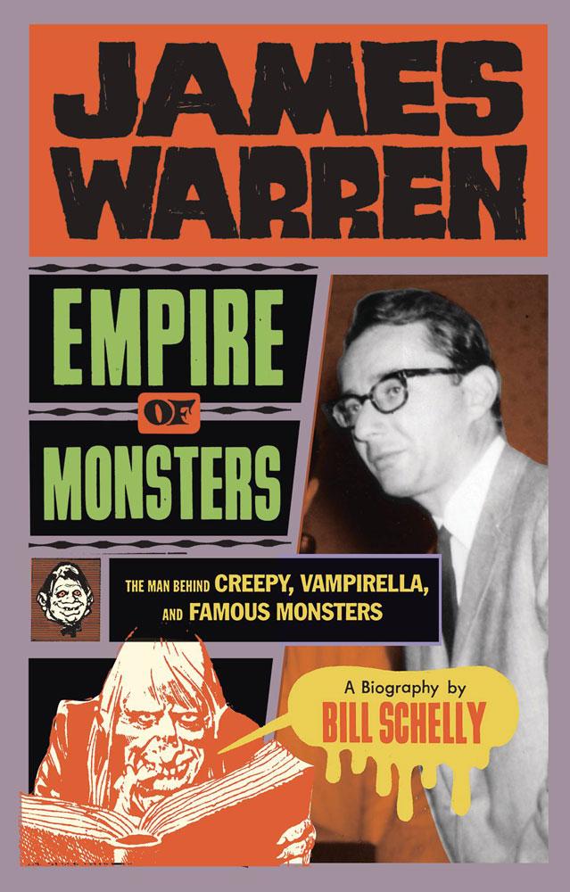 James Warren: Empire of Monsters