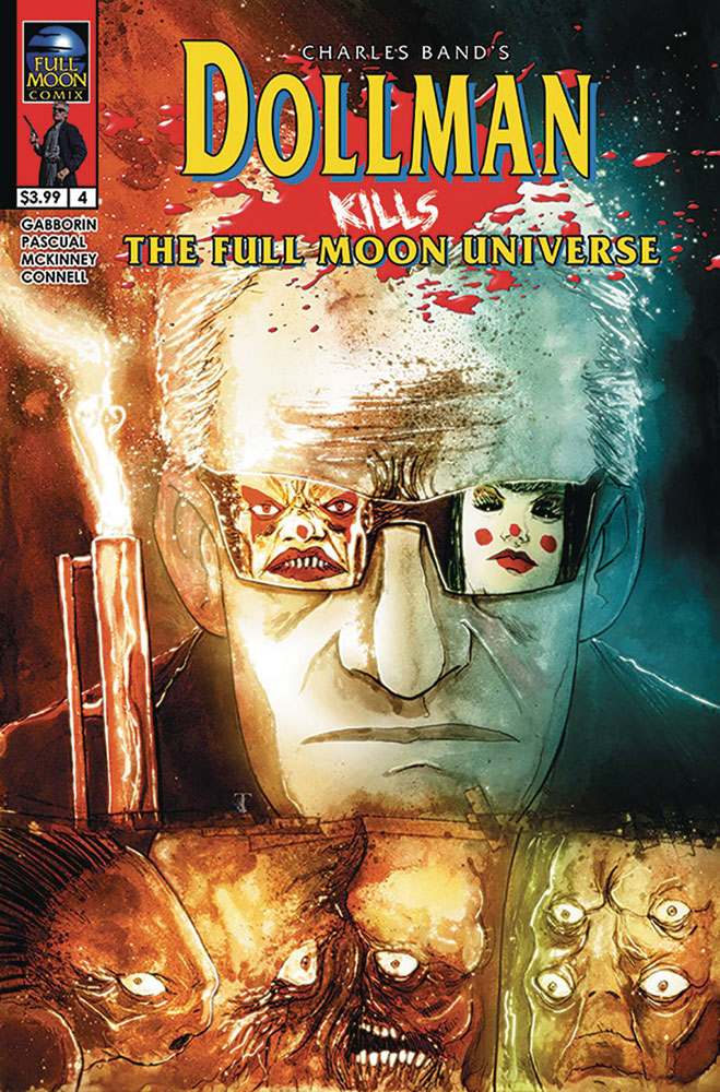 Image: Dollman Kills the Full Moon Universe #4 (cover A - Templesmith)  [2018] - Full Moon Features