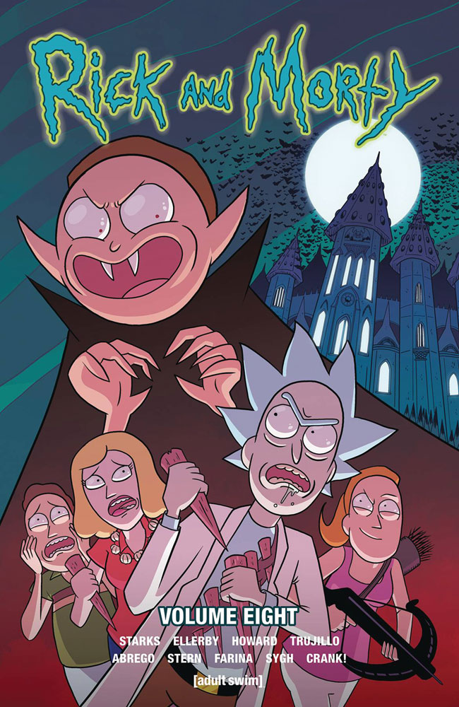 Image: Rick and Morty Vol. 08 SC  - Oni Press Inc.