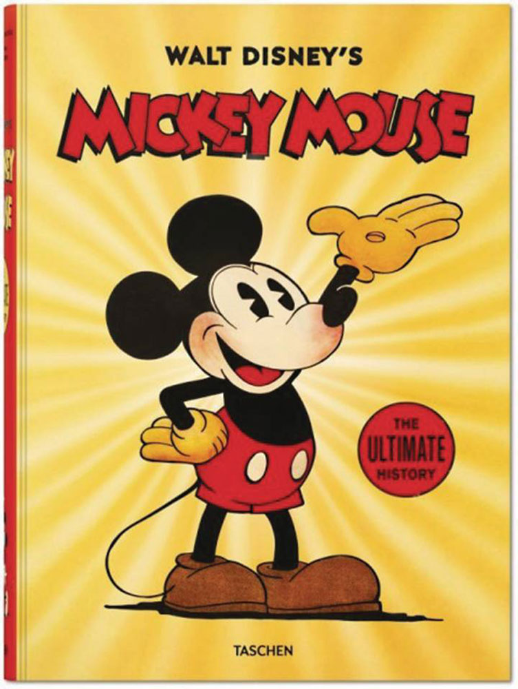 Walt Disney's Mickey Mouse: The Complete History