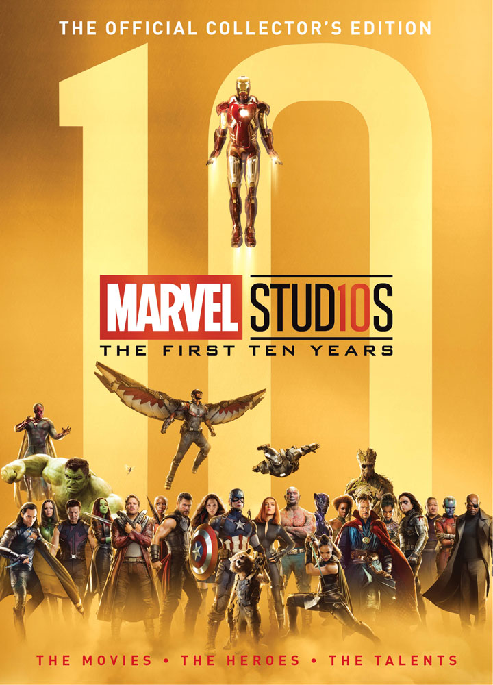 Marvel Studios: The First Ten Years HC