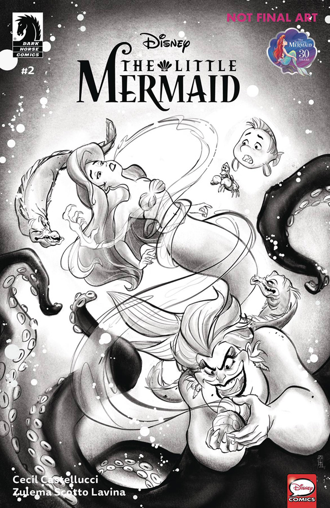 Image: Little Mermaid #2 - Dark Horse Comics