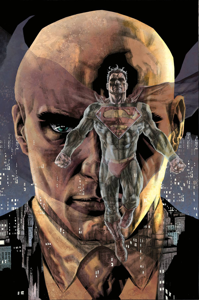 Image: Dollar Comics: Luthor #1 - DC Comics