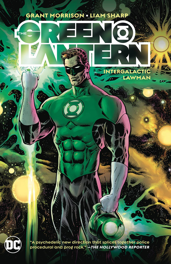 Image: Green Lantern Vol. 01: Intergalactic Lawman SC  - DC Comics