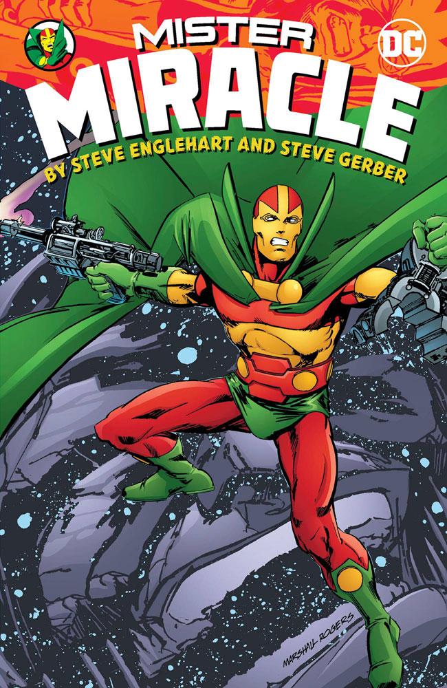 Mister Miracle by Steve Englehart & Steve Gerber