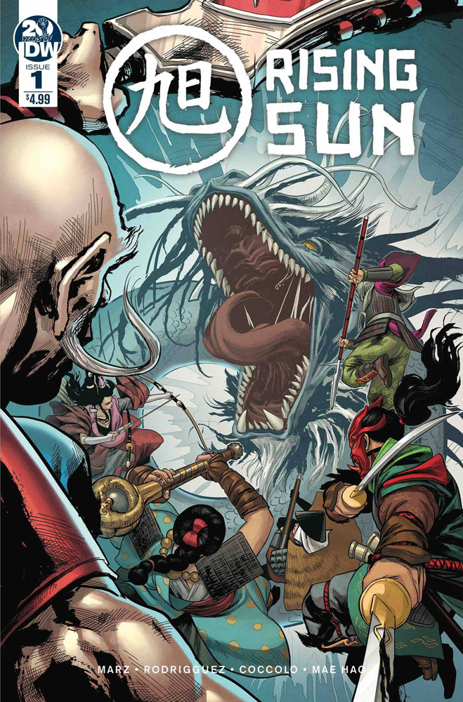 Image: Rising Sun #1 - IDW Publishing