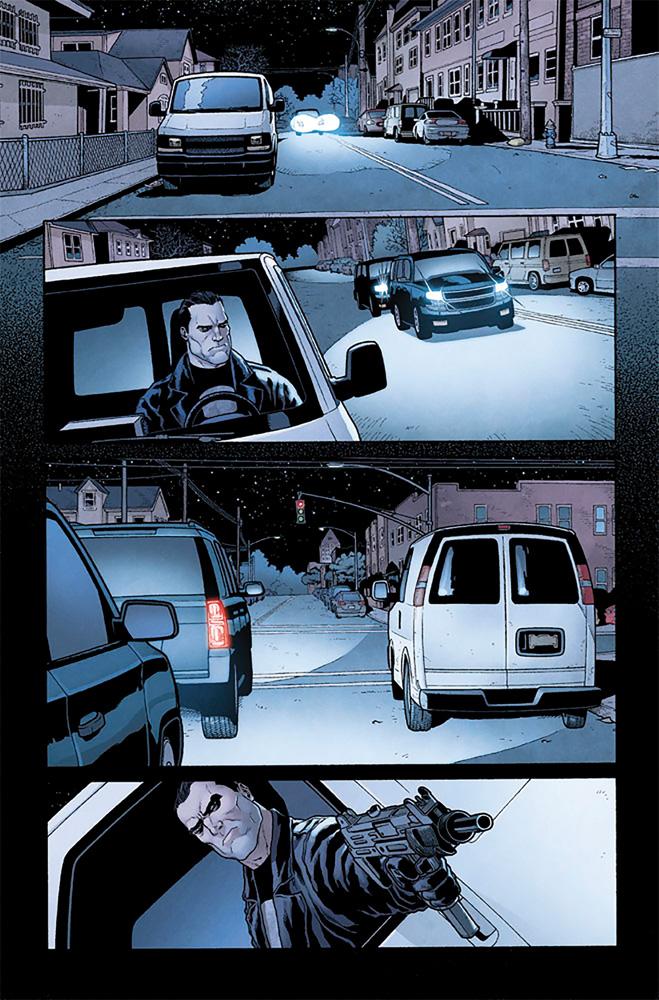 Punisher: Soviet #1  [2019] - Marvel Comics