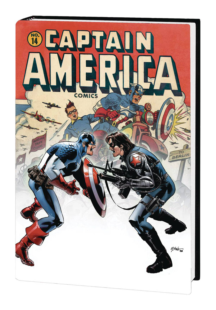 Image: Captain America: Winter Soldier Marvel Select Edition HC  - Marvel Comics