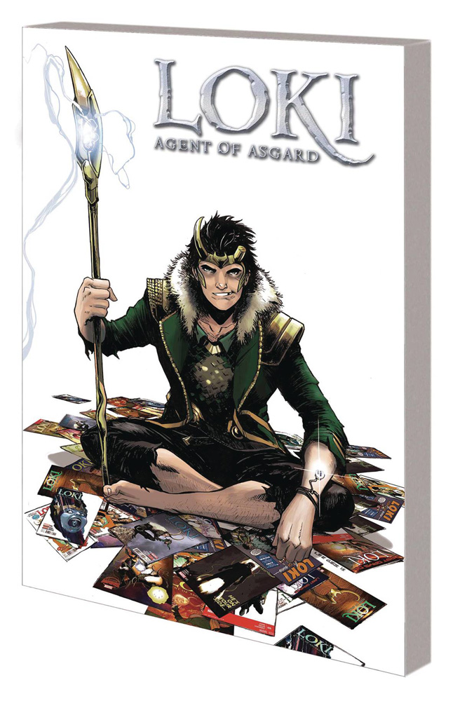Image: Loki: Agent of Asgard Complete Collection SC  - Marvel Comics