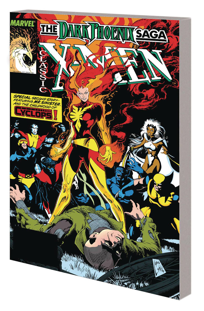 Image: X-Men Classic: The Complete Collection Vol. 02 SC  - Marvel Comics