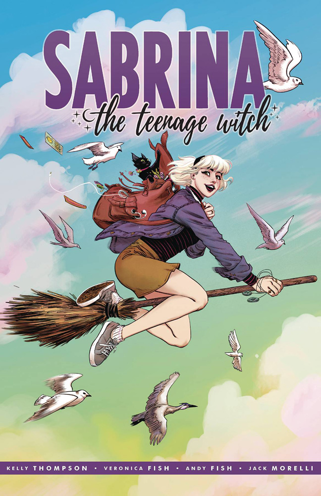 Image: Sabrina the Teenage Witch Vol. 01 SC  - Archie Comic Publications