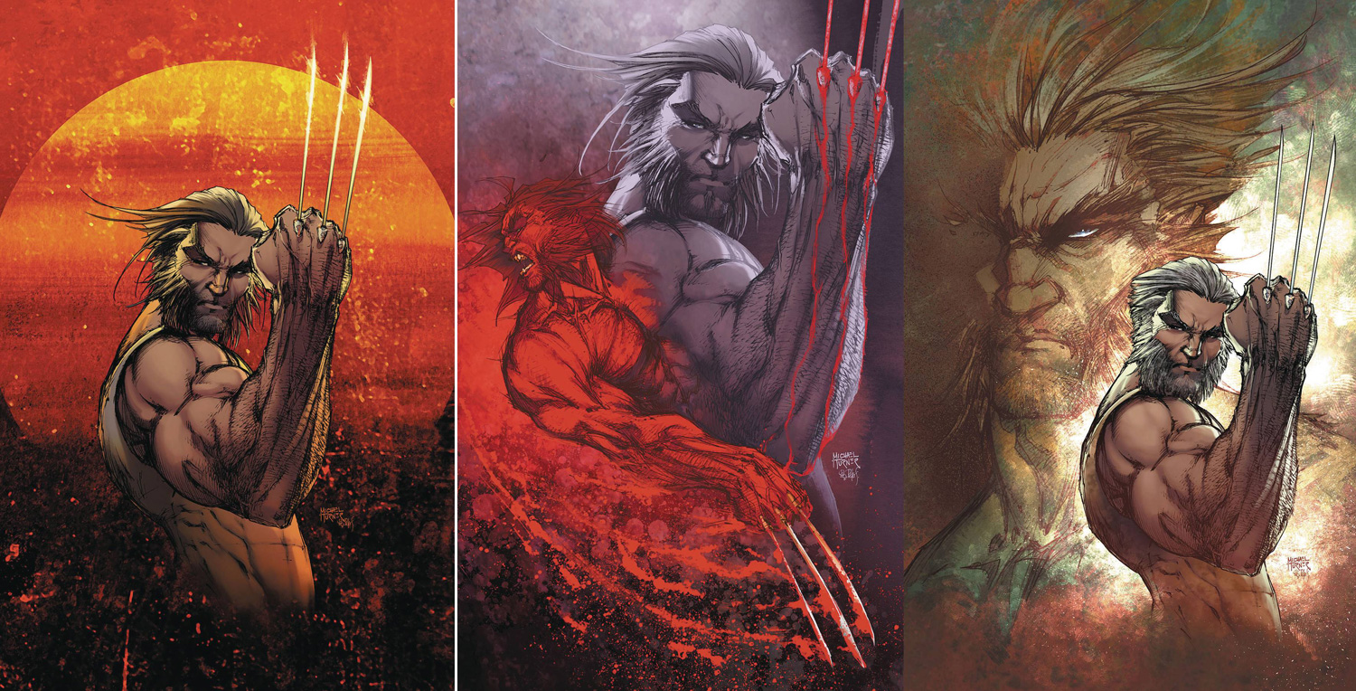 Image: Weapon X #1 Turner Covers Set  (A, B, C) - Aspen MLT Inc