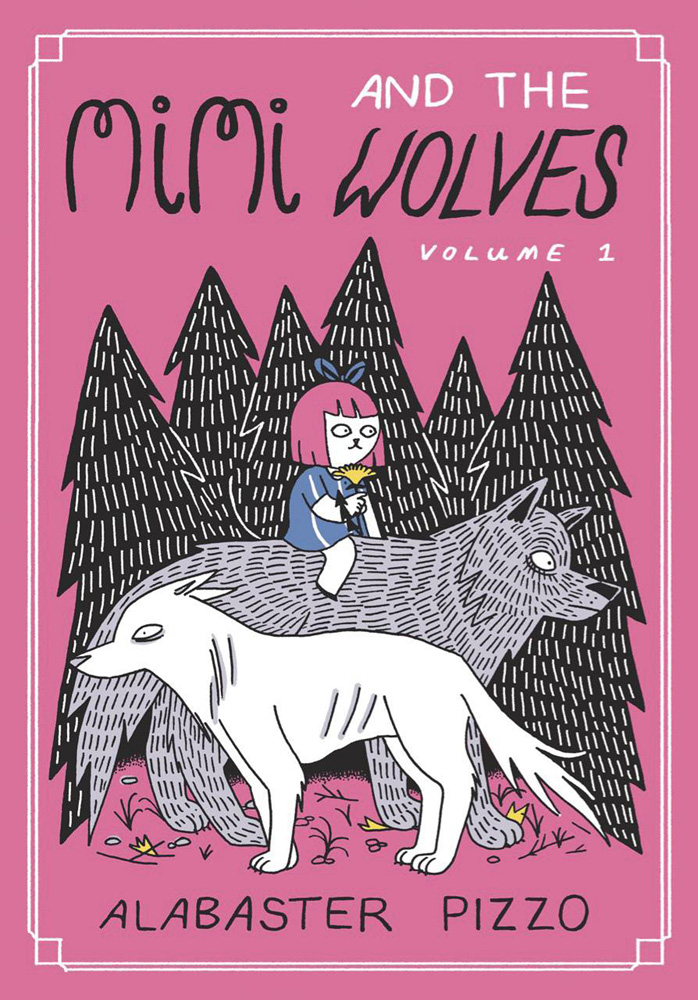 Image: Mimi & the Wolves Vol. 01 GN  - Avery Hill Publishing