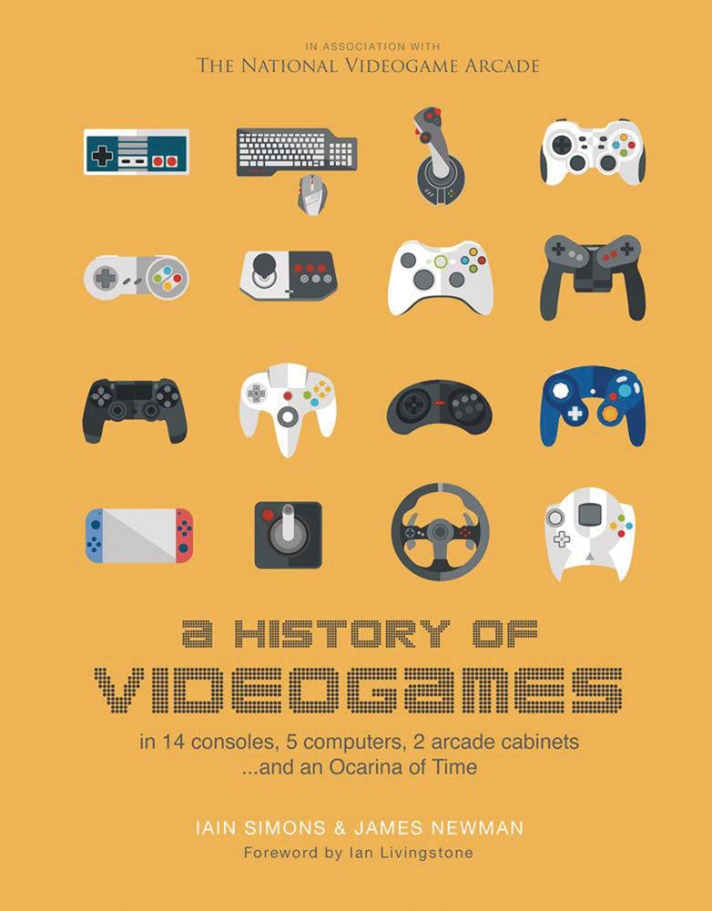 Image: History of Videogames HC  - Carlton Books