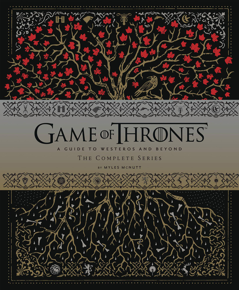 Image: Game of Thrones: Guide to Westeros & Beyond Complete Series  - Chronicle Books