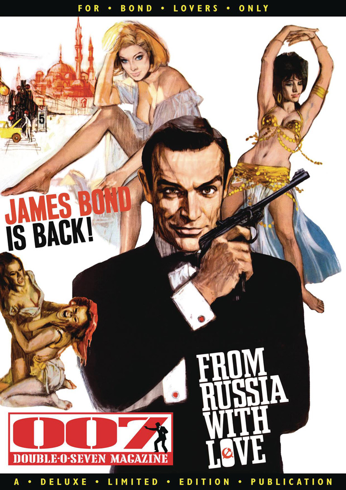 Image: 007 Magazine Special: From Russia with Love Overview  - 007 Magazine & Archive Ltd.