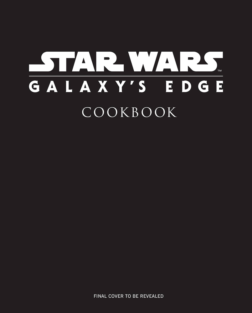 Image: Star Wars: Galaxy's Edge Cookbook HC  - Insight Editions