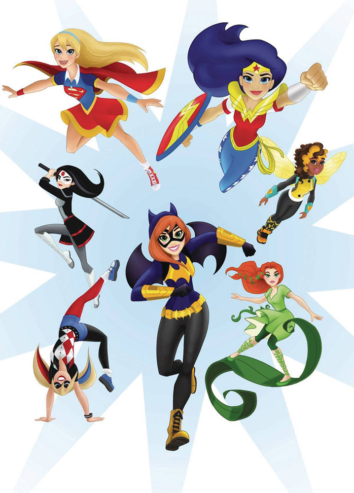 Image: DC Super Hero Girls: Winner Takes All Vol. 01 SC  - Random House Books Young Reade