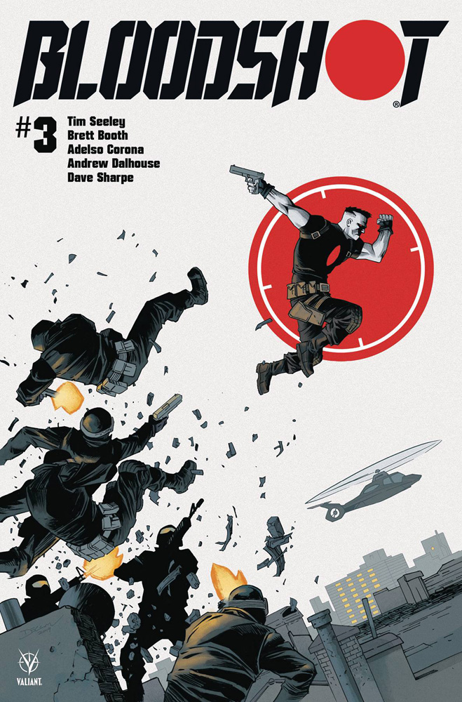 Image: Bloodshot [2019] #3 (cover A - Shalvey) - Valiant Entertainment LLC