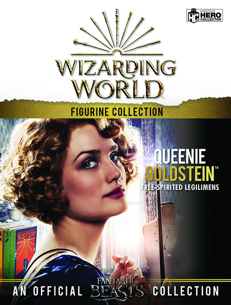 Harry Potter Wizarding World Figure Collection: Queenie Goldstein  - Eaglemoss Publications Ltd