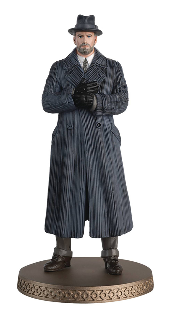 Image: Harry Potter Wizarding World Figure Collection: Dumbledore  (Jude Law) - Eaglemoss Publications Ltd