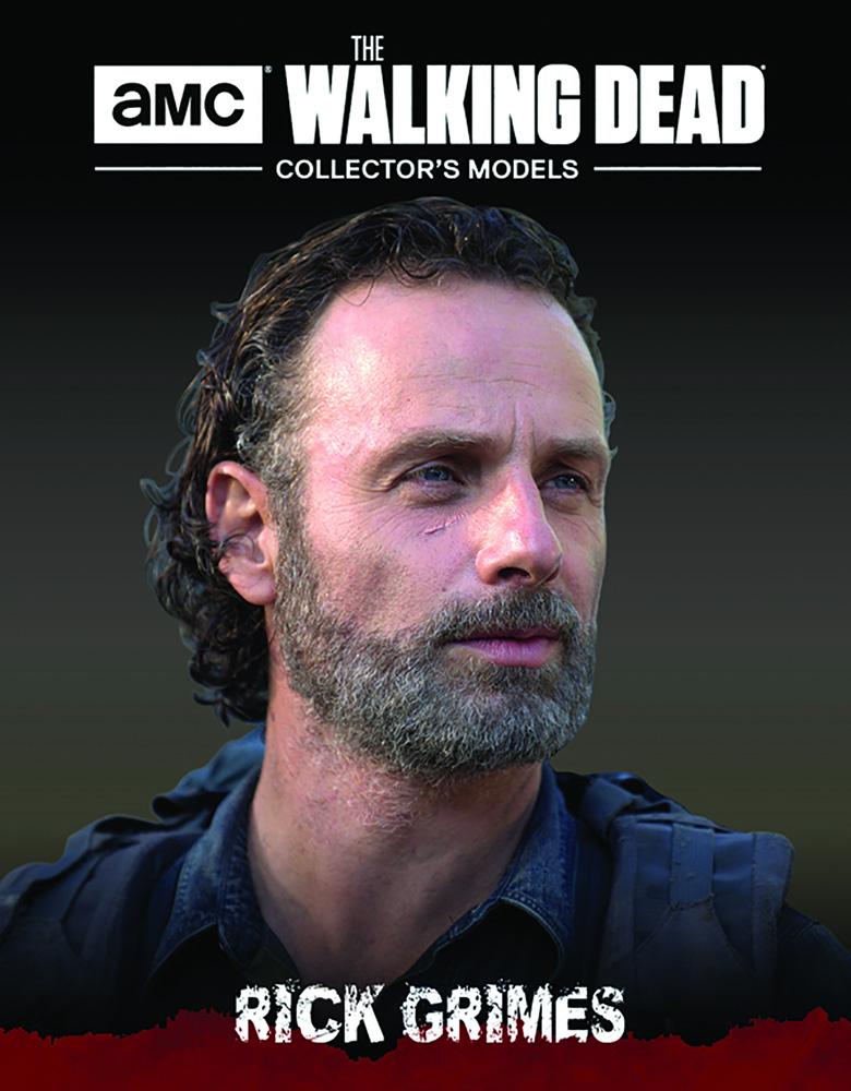 Walking Dead Figure Magazine #32 (Rick) - Eaglemoss Publications Ltd
