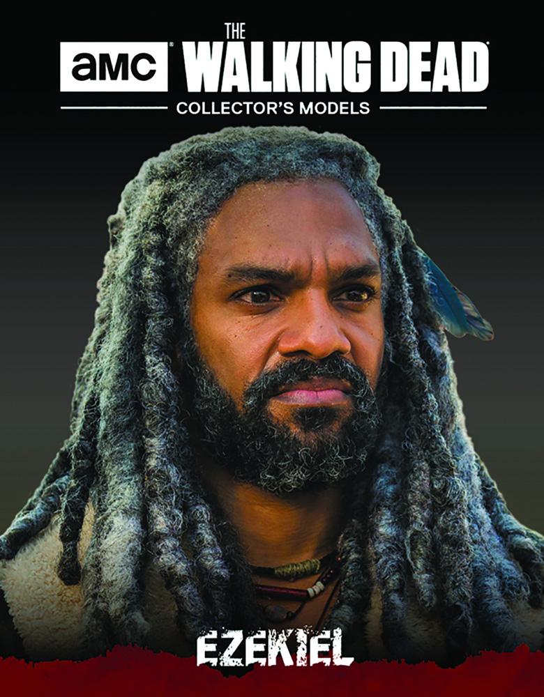 Walking Dead Figure Magazine #31 (Ezekial) - Eaglemoss Publications Ltd