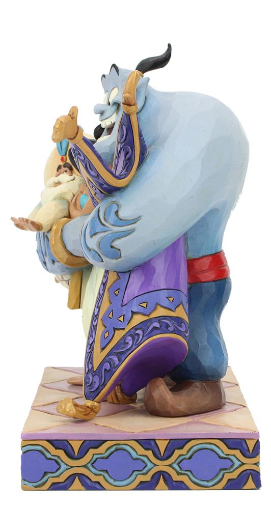 Disney Figurine: Aladdin - Group Hug  (7.8-inch) - Enesco Corporation