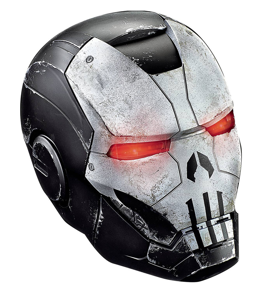 Image: Avengers Legends Gear: Punisher Helmet  - Hasbro Toy Group