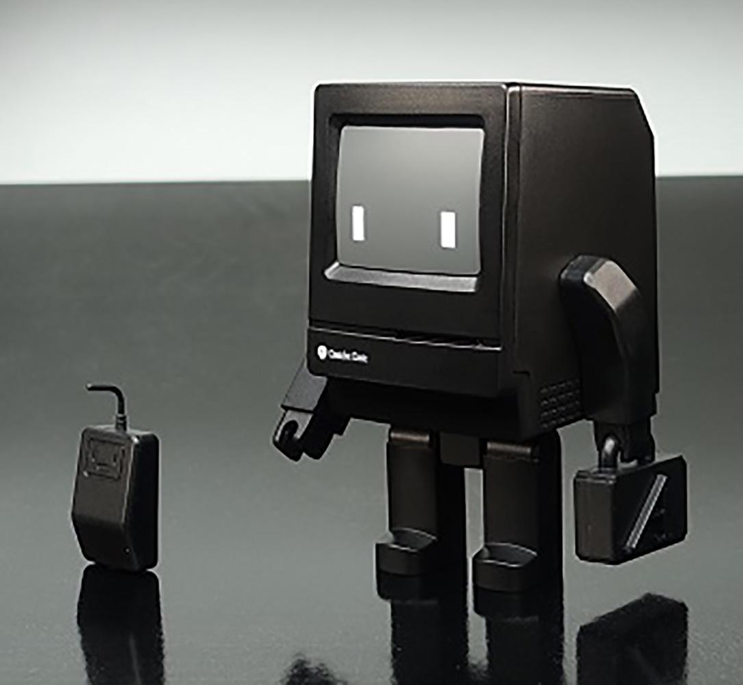 Classicbot Black Figure  - Disburst Ltd.