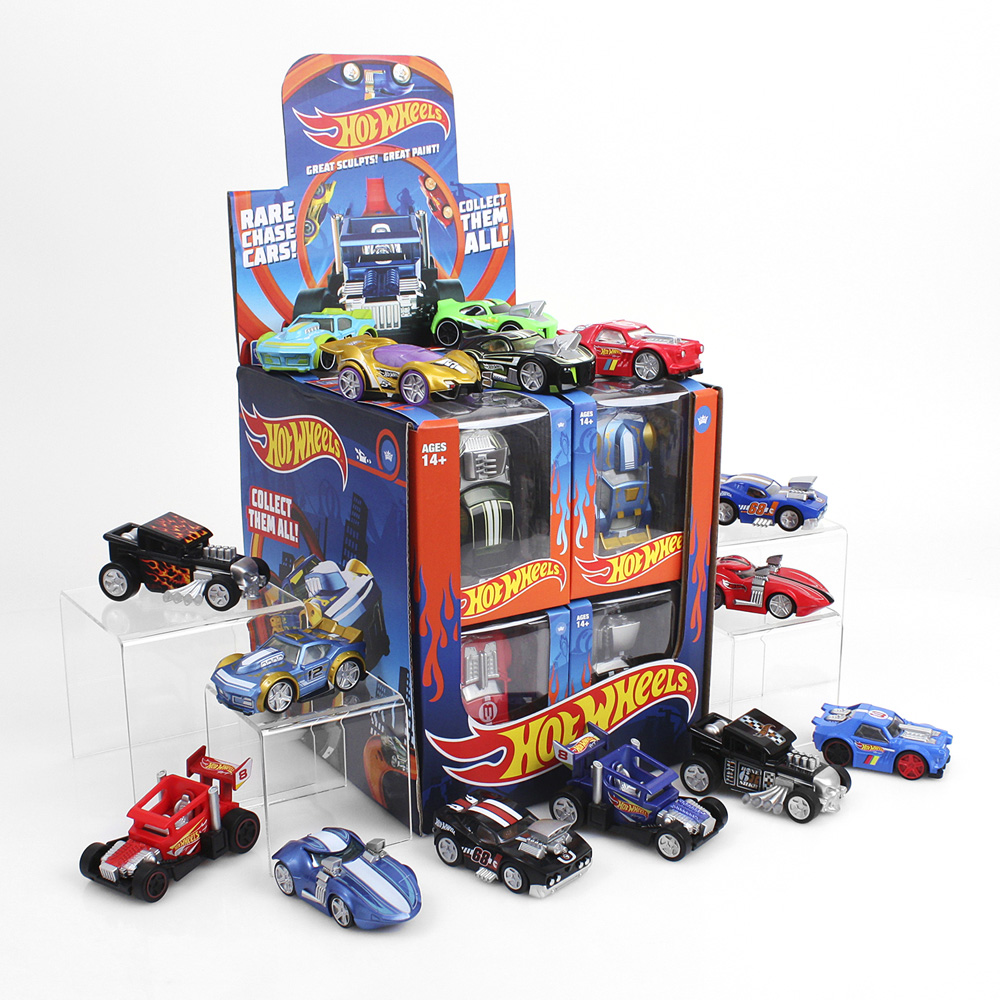 TLS x Hot Wheels Mini-Figure 12-Piece Display Wave 1  - The Loyal Subjects