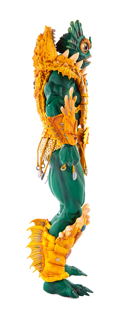 Masters of the Universe Collectible Figure: Mer-Man  (1/6 Scale) - Mondo Tees LLC