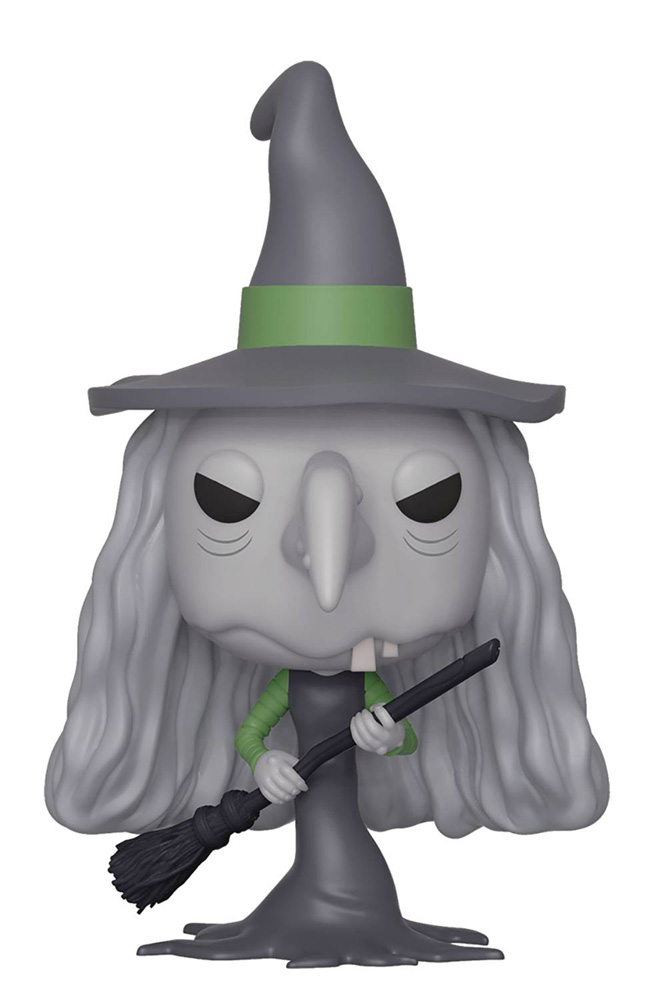 Image: Pop! Disney Vinyl Figure: NBX - Witch  - Funko