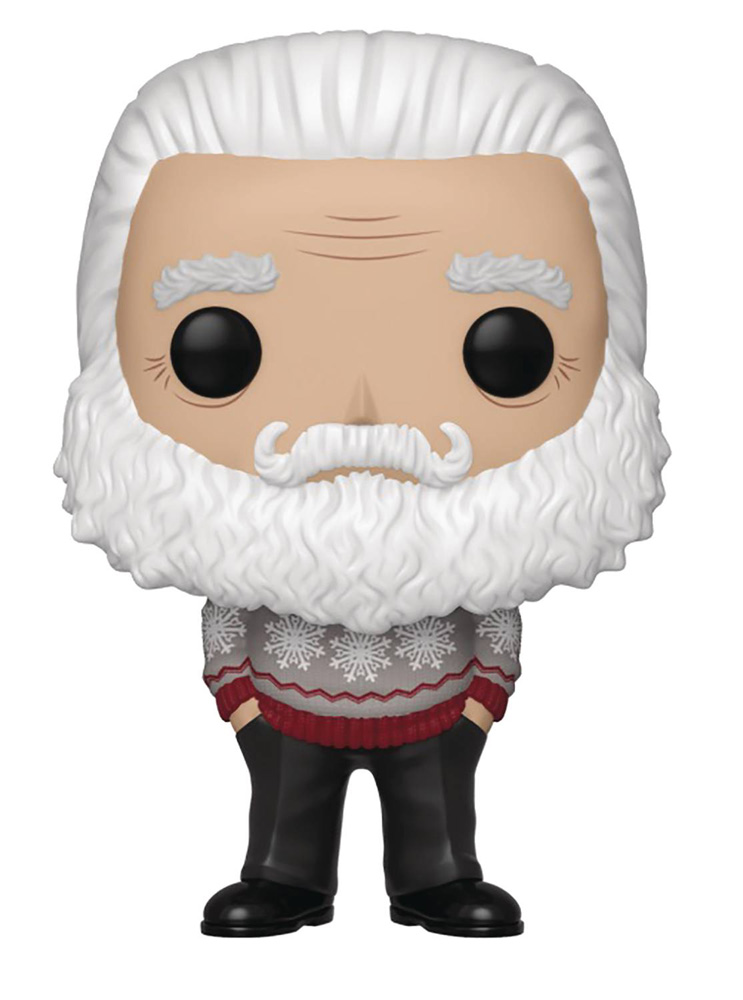Image: Pop! Disney Santa Clause Vinyl Figure: Santa  - Funko