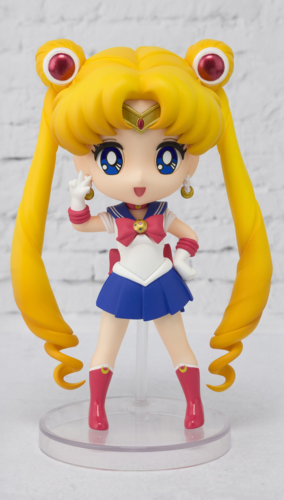 Sailor Moon Figuarts Mini-Figure: Sailor Moon  - Tamashii Nations