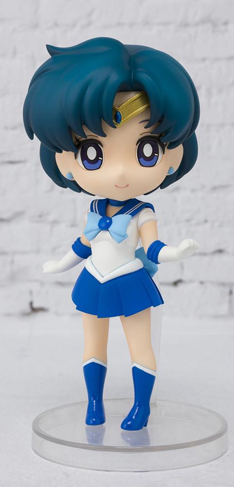 Sailor Moon Figuarts Mini-Figure: Mercury  - Tamashii Nations