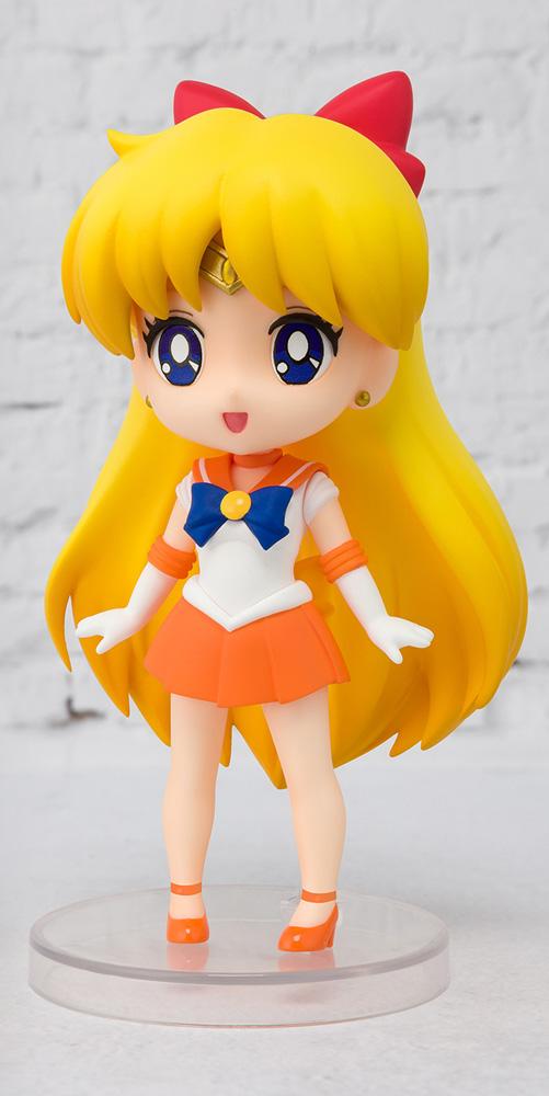 Sailor Moon Figuarts Mini-Figure: Venus  - Tamashii Nations