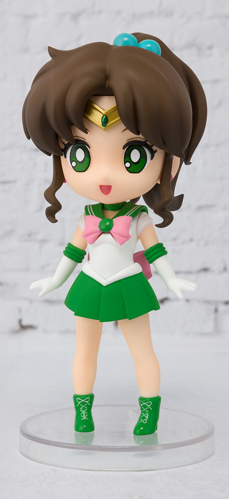 Sailor Moon Figuarts Mini-Figure: Jupiter  - Tamashii Nations