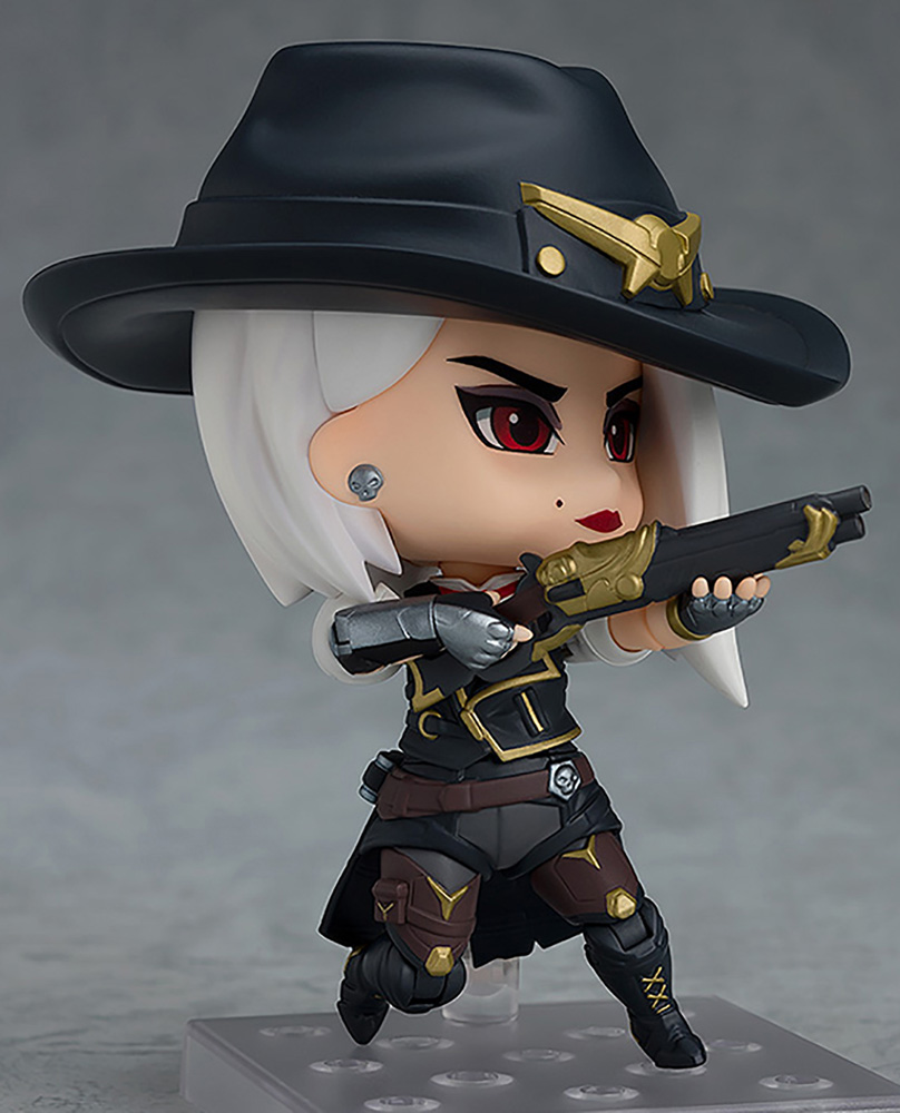 Overwatch Nendoroid Action Figure: Ashe  (Classic Skin version) - Good Smile Company